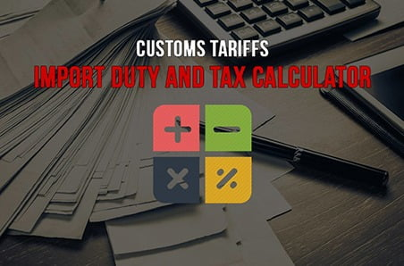 Project – Import Duty Calculator